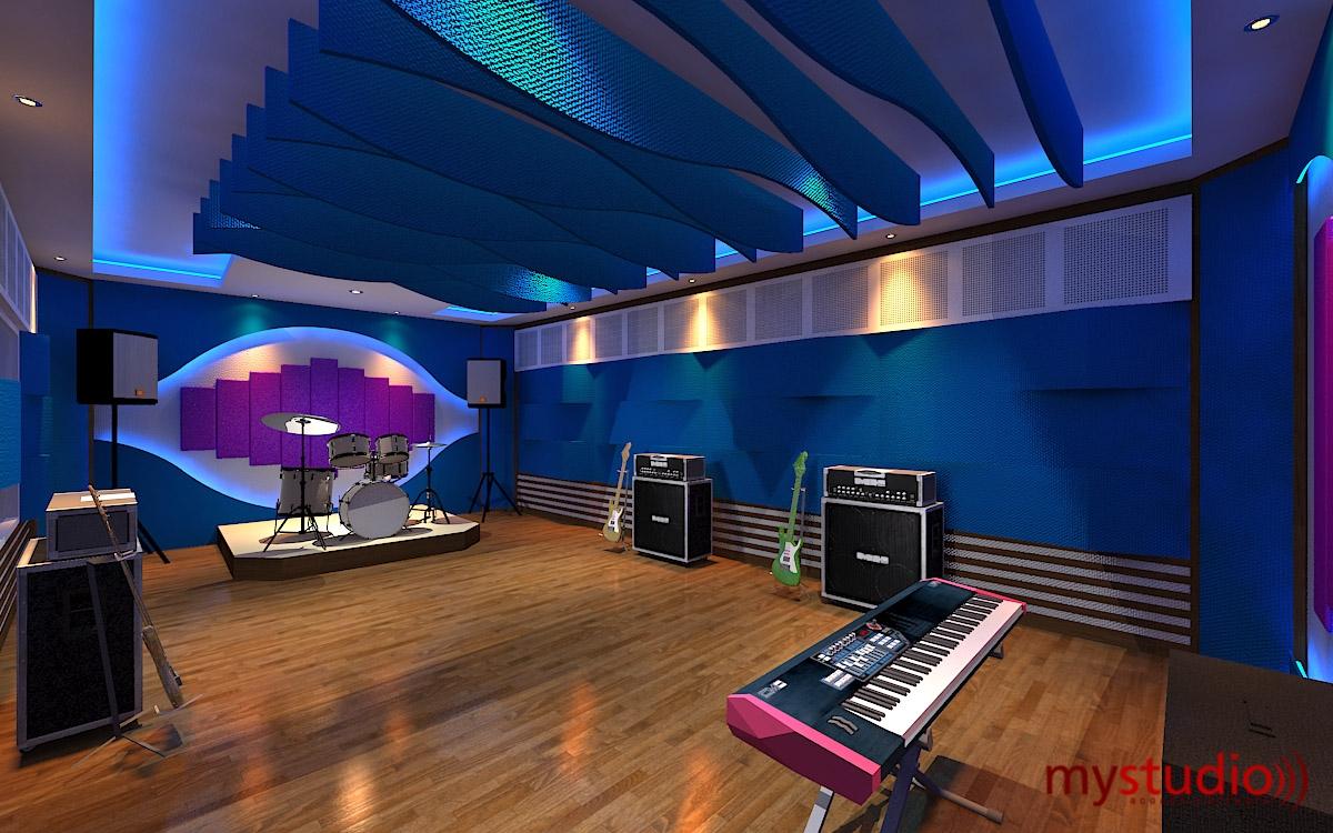 5 Studio Musik Keren Versi Mystudio Mystudio